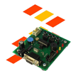 Starting with HCS08 microcontrolers - M9S08QG testing board